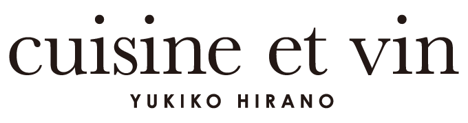 cuisine et vin – YUKIKO HIRANO –